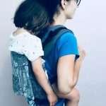 Unsere 5 Einpack-Regeln und warum wir nie mehr ohne Kindertrage verreisen!