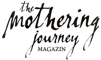 the mothering journey Logo