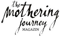 the mothering journey Logo